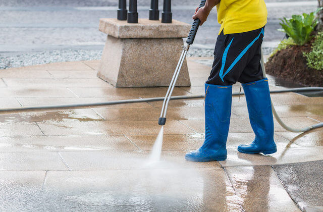 commercial cleaning bethesda